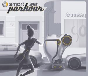 Smart 341 Parkour Concept 6