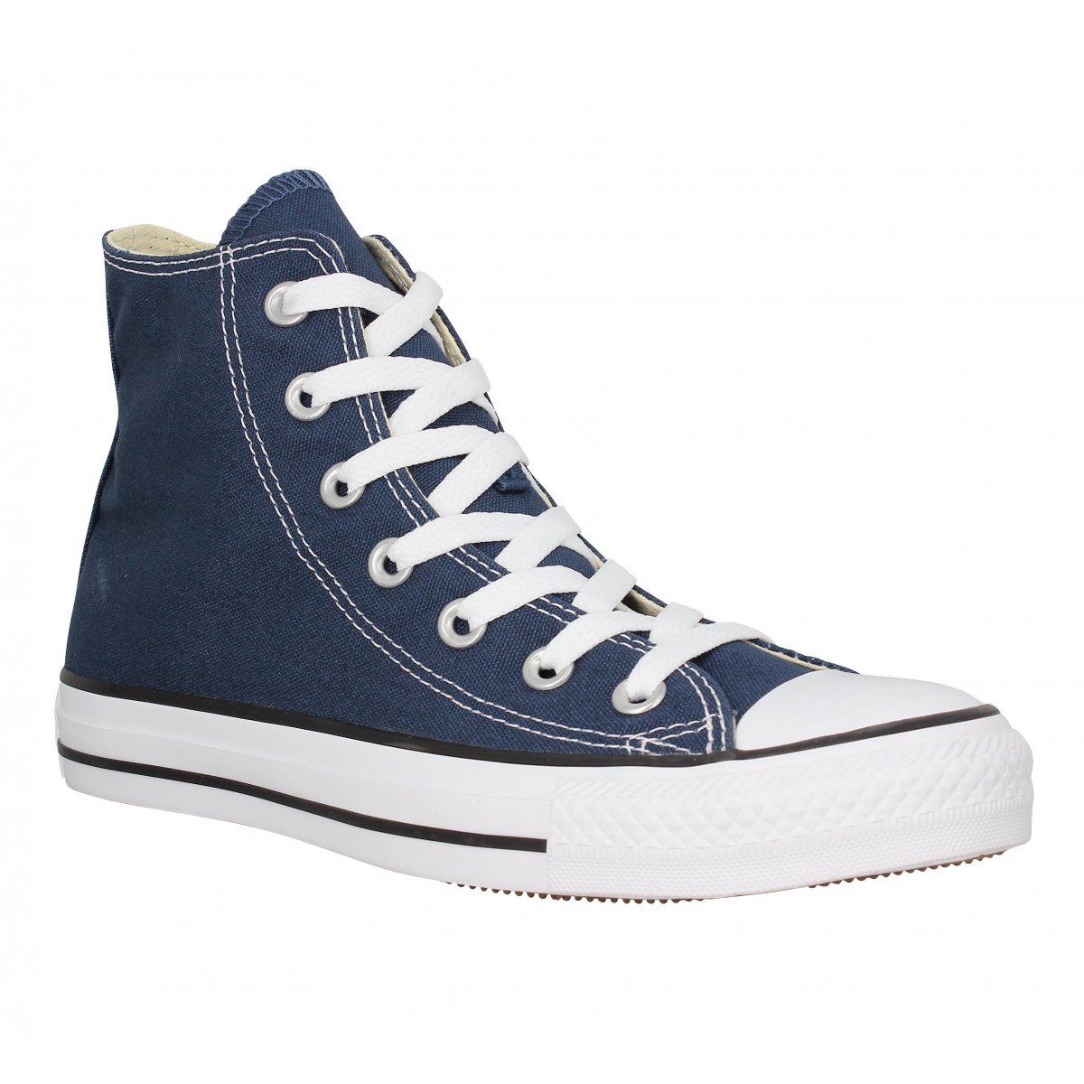 Converse 15860 Toile Femme Marine Fanny Chaussures