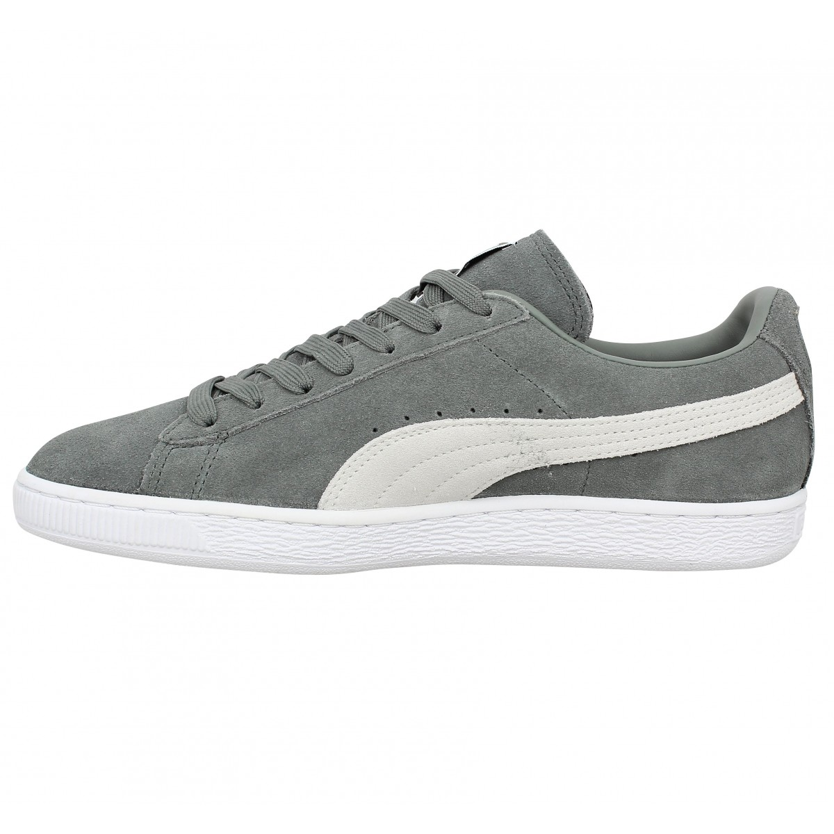 Puma Suede Classic Velours Homme Agave Homme Fanny