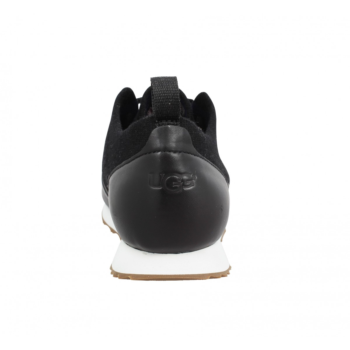 Ugg Trigo Hyperweave Cuir Homme Noir Homme Fanny Chaussures