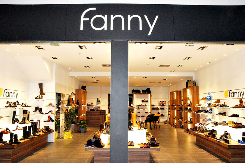 Nos Magasins Fanny Chaussures