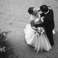 avis photographe de mariage en auvergne, mariage au château de la baitisse à chantant