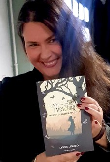 Forfatter Lykke Lindbo