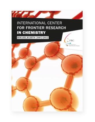Rapport Fondation pour la recherche en Chimie - couverture