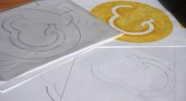 Dessin du logo Magal & Louis Gallery