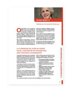 Rapport 2014 Fondation Universite Strasbourg - 6