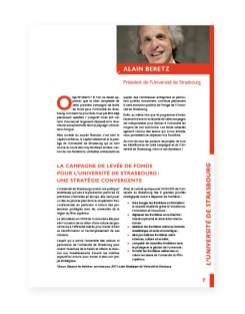 Rapport 2014 Fondation Universite Strasbourg - 6