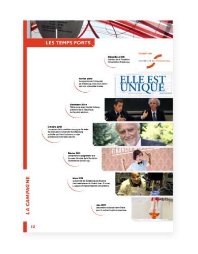 Rapport 2014 Fondation Universite Strasbourg - 7