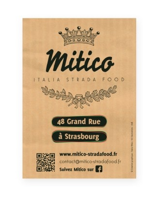 Mitico Flyer Recto