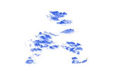 Lettre nuage