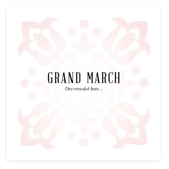 Grand March Album 01 © Fanny Walz