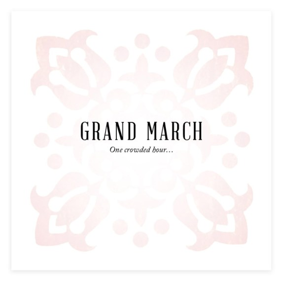 Grand March Album 01 © Fanny Walz