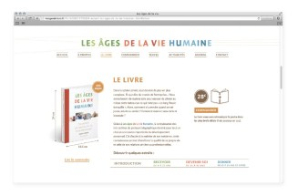 Site Les ages de la vie humaine 02