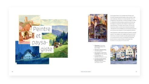 Extrait du livre Hansi – Peintre et paysagiste