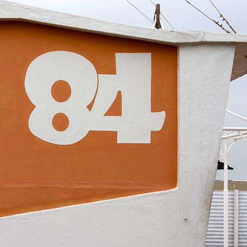 Chiffre 84