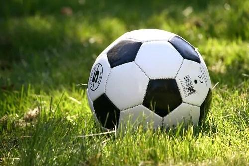 Fußballgolf auf Fanø
