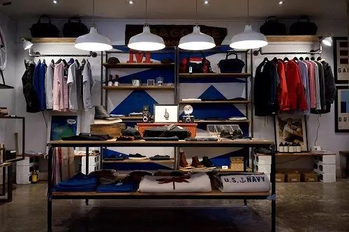 Shopping auf Fanø