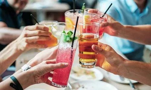 Alkohol auf Fanø
