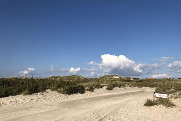 Riesiger Strand