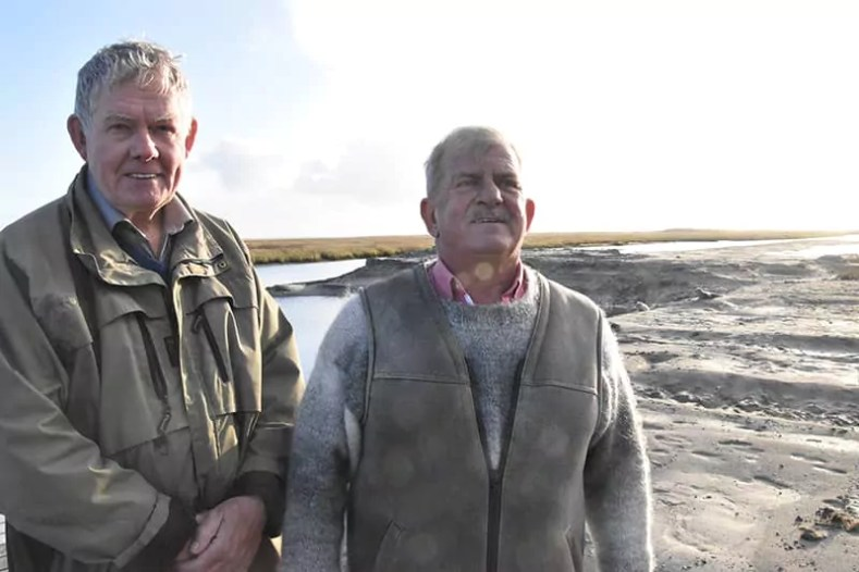 Anders Bjerrum und Christian Fischer