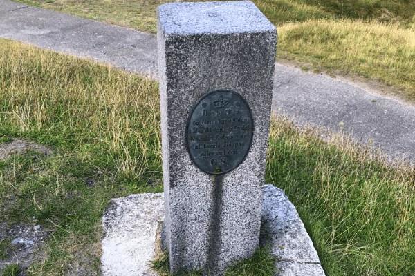 Kikkebjerg Kontrollstein
