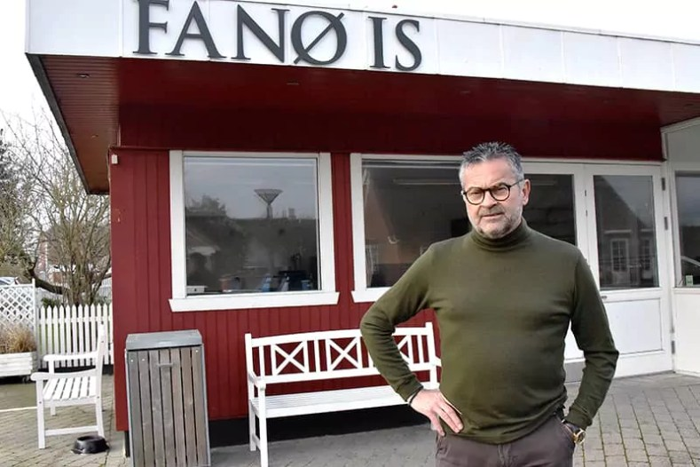 Fanø Is bekommt neues Gesicht