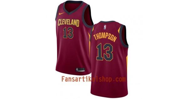 NBA Cleveland Cavaliers Trikot Tristan Thompson 13 Nike ...