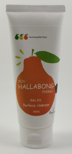 The Yeon Jeju Hallabong Energy Gel Oil Perfect Cleanser korean oil cleansers review