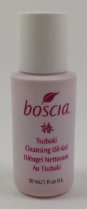 Boscia Tsubaki Cleansing Oil-Gel korean oil cleansers review