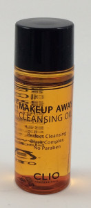 Clio Make Up Away Cleansing Oil korean oil cleansers review