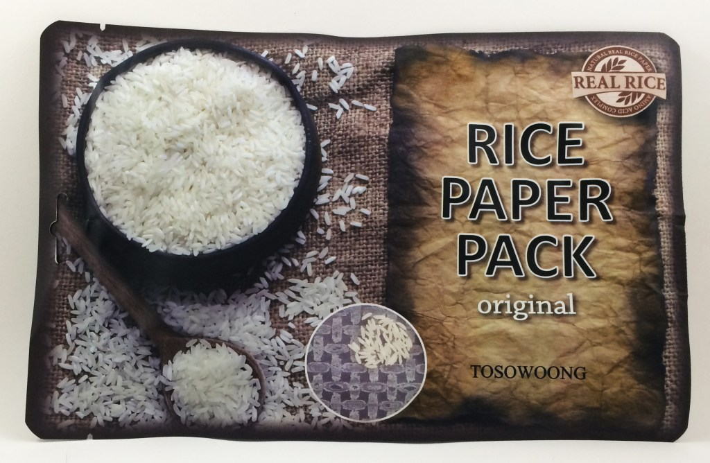 Tosowoong Rice Paper Pack