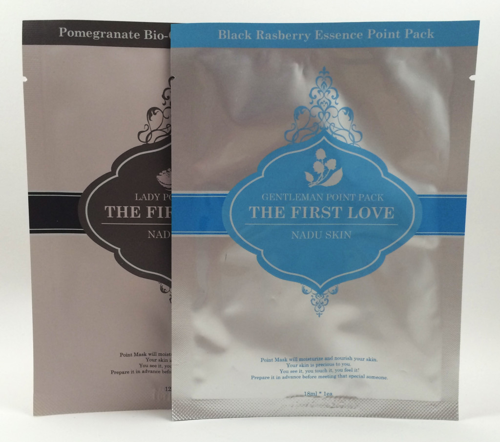 Nadu Skin The First Love Gentleman and Lady Point Packs
