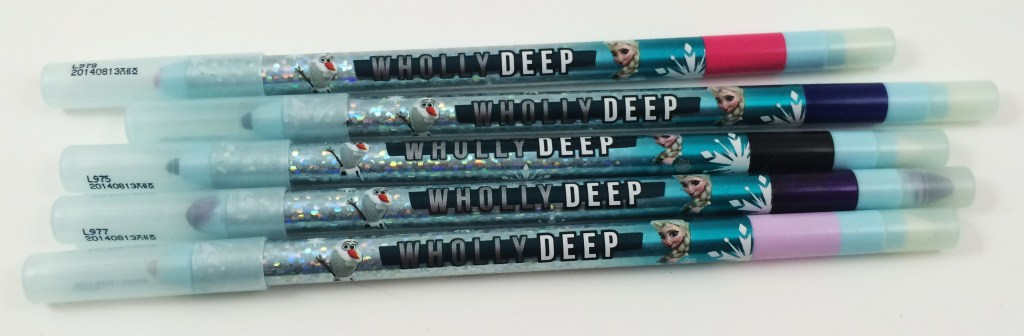 Peripera's Wholly Deep Frozen Auto-Liner set