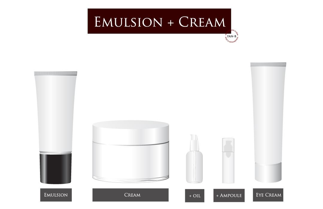 Korean Skincare Routine Order: Emulsion and Cream on fanserviced-b.com