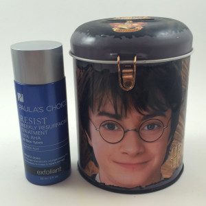 The Harry Potter bank.