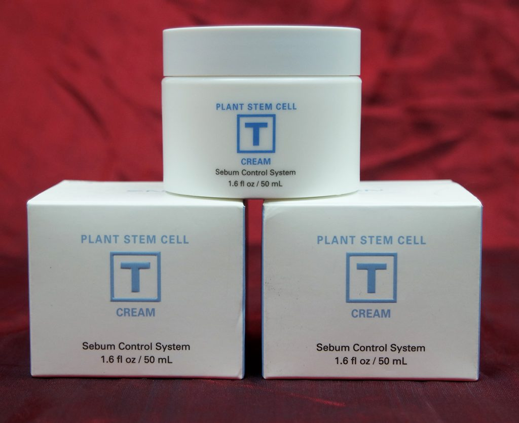SN Plant Stem Cell Moisturizer Goddess Cream Review