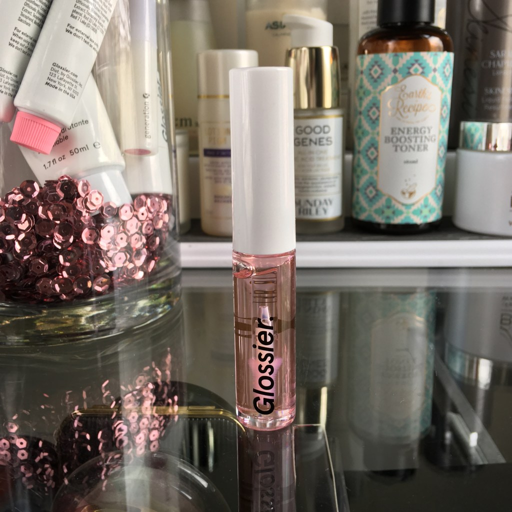 Glossier Lip Gloss review