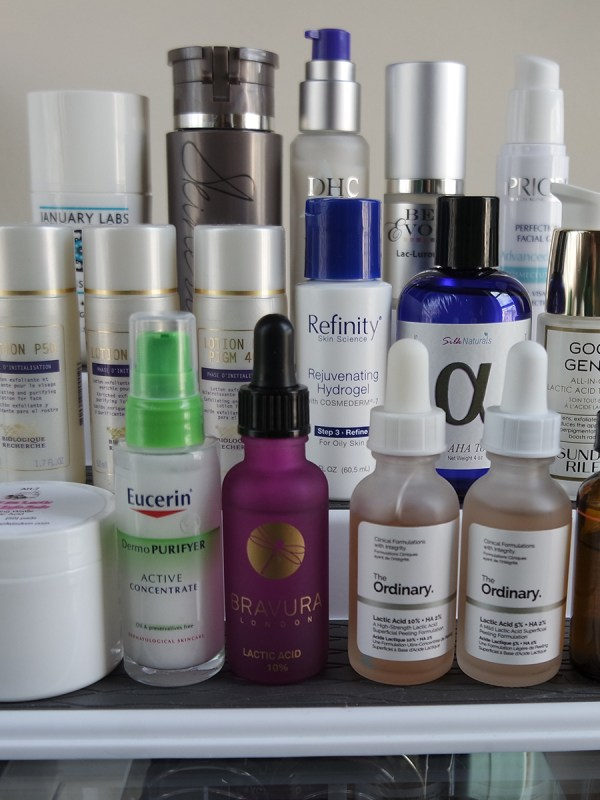 The Hunt for a Good Genes Dupe: 17 Lactic Acid Reviews