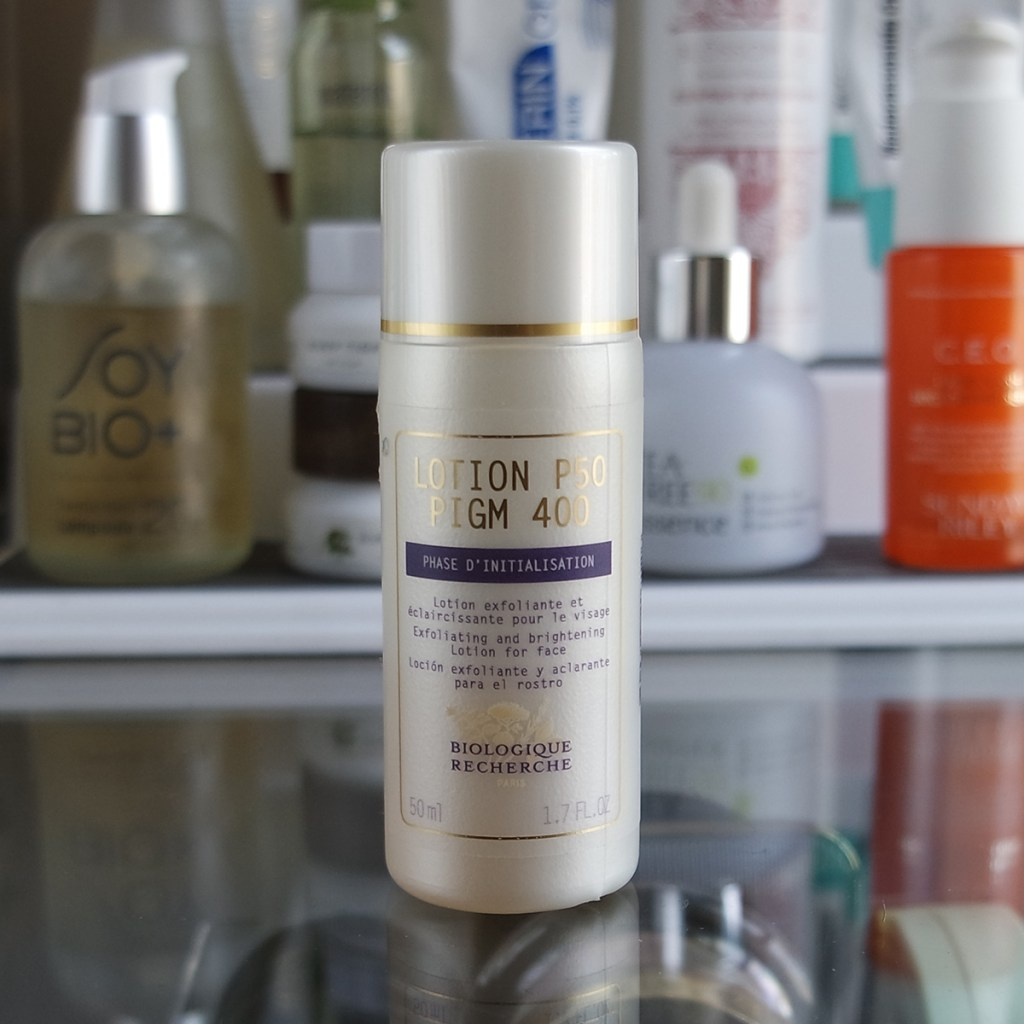 Biologique Recherche Lotion P50 PIGM 400 The Hunt for a Good Genes Dupe: 17 Lactic Acid Reviews