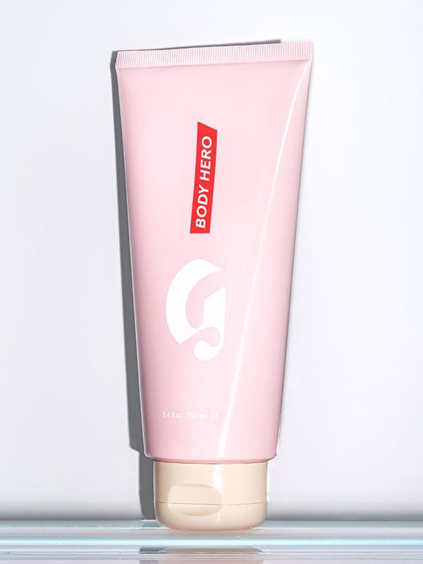 Glossier Body Hero Daily Perfecting Cream review