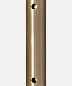 Brushed Satin Brass