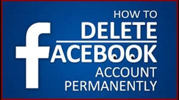 Permanently Delete Facebook Account