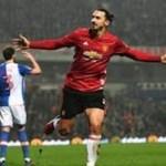 Ibrahimovic Saves Manchester United