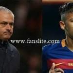 Mourinho looking to take Neymar away from Barcelona