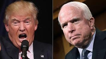 Sen. McCain slams Donald Trump on his media criticism
