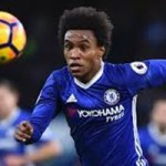 Chelsea's Willian: Jose Mourinho wanted me to join Manchester