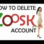 How To Delete Your Zoosk Account