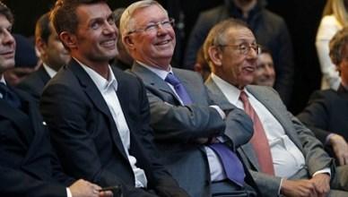 Alex Ferguson says Manchester United should focus on winning