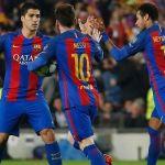 Barca Defeats PSG 6-1 at home