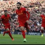 Liverpool maintain top-four push